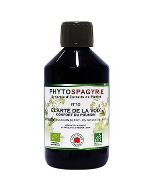 PHOTO phytospagyrie synergie N10
