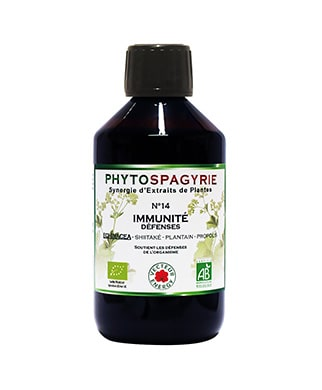 PHOTO phytospagyrie synergie N14