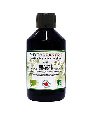 PHOTO phytospagyrie synergie N21 300ml