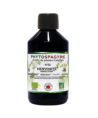 PHOTO phytospagyrie synergie N22 300ml